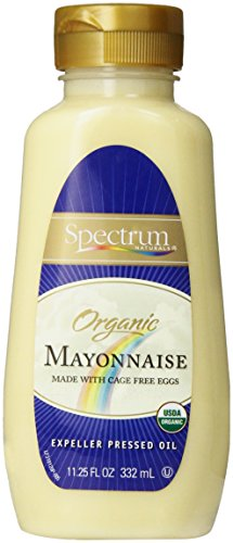 Spectrum Naturals, Mayonnaise Squeeze Bottle Organic, 11.25 Fl Oz