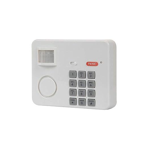 Ogquaton Alarma de Sensor de Movimiento Inalámbrico de ...