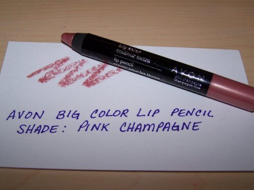 Big Color Lip Pencil Pink Champagne Champagne Rose