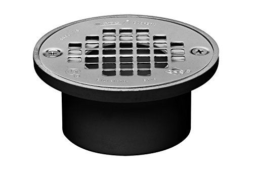 Oatey 43578 ABS General Purpose Drain 2-Inch or 3-Inch