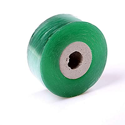 TD Gardening Biodegradable Grafting Tape - Single Roll | Waterproof Tape for Garden Grafting and Budding | for Plants, Fruit Tree Branches, Stems, and More : Garden & Outdoor