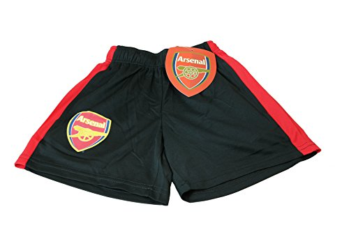 Arsenal FC Authentic Official Licensed Product Youth Soccer Shorts - 001 - Arsenal Short