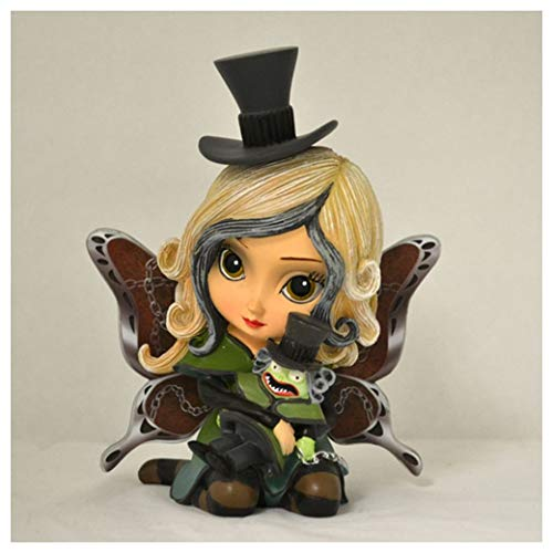 Bradford Tim Burton Nightmare Before Christmas Figurine by Jasmine Becket Griffith: Mr Hyde by The Hamilton Collection ... -