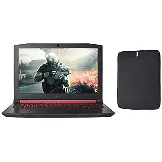 """ACER Nitro 5 15.6"""" FHD IPS Gaming Laptop, AMD Ryzen 5 Quad-Core 2500U, 8GB RAM, 2TB HDD, Backlit Keyboard, AMD Radeon RX 560X 4GB, WiFi, HDMI, Windows 10, w/ WOOV Accessory Bundle"""