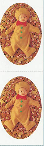 Gifted Line Stickers - Anne Geddes Gingerbread Stickers Gifted Line