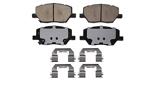 Magneti Marelli by Mopar 2AMV1279AA 2AMV1279AA-Brake Pad Set 2 Pack