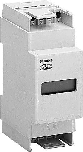 Power current, kWh, 94 g Siemens 7KT5812 temporizador el/éctrico Contador el/éctrico