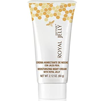 Royal Jelly Multi-nourishing and Moisture Night Cream, Multi-nutritiva De Noche Con