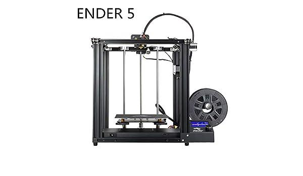 Laecabv Creality Ender 5 3D Printer Impresora 3D Máquina nueva ...