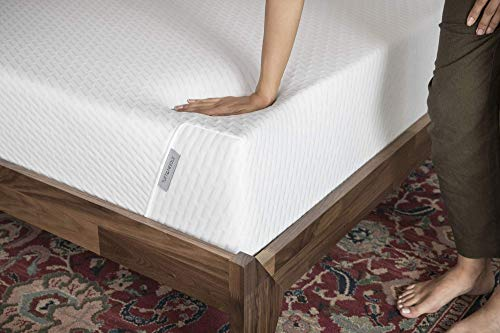 Tuft & Needle Queen Mattress, Bed in a Box, T&N Adaptive Foam, Sleeps Cooler with More Pressure Relief & Support Than Memory Foam, Certi-PUR & Oeko-Tex 100 Certified, 10-Year Warranty, Made in USA
