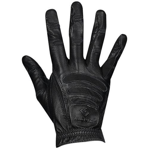 Bionic Men's with Natural Fit Technology Driving Gloves, Black, Large