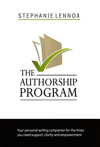 The Authorship Program por Stephanie Lennox