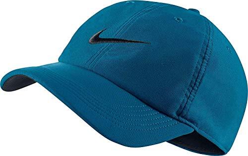 NIKE Men's Twill H86 Adjustable Hat - Industrial Blue, OneSize