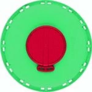 IBC Tapa nw225–Verde–G2de vent + EPDM/FDA