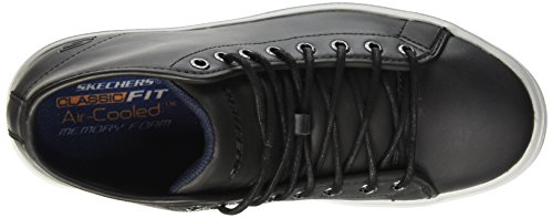 Black Porter USA Men's Stern Oxford Skechers wqTUHw