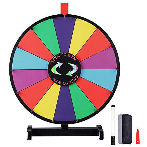 Most bought Casino Prize Wheels