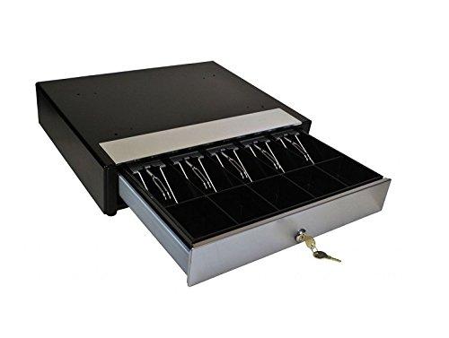 MMF CASH DRAWER ADV-111B11310-04 B 1810 MMF, ADVANTAGE, CASH DRAWER, NO SLOT, STAINLESS STEEL FRONT MMF ADV-111B11310-04 Black Cash Drawer by MMF