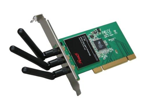 Rosewill RNX-N300X PCI 802.11a/b/g/n Wi-Fi Adapter
