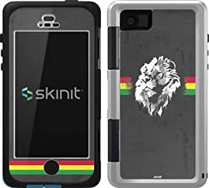 Rasta - Horizontal Banner - Lion of Judah - Skin for Otterbox Armor iPhone 5 / 5s Case