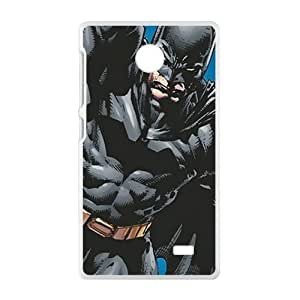 Magical Batman Cell Phone Case for Nokia Lumia X by lolosakes