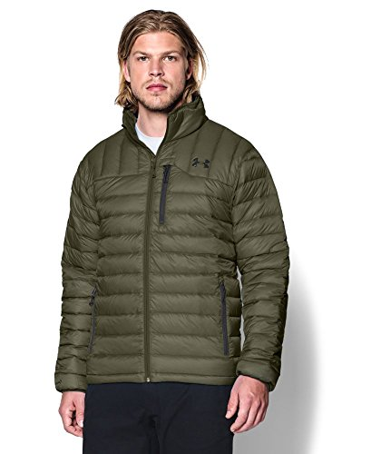 Under Armour Outerwear Men's CGI Turing Jacket, Large, Greenhead