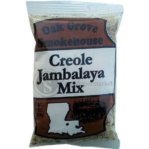 Oak Grove Smokehouse Creole Jambalaya Mix (24 Pack)