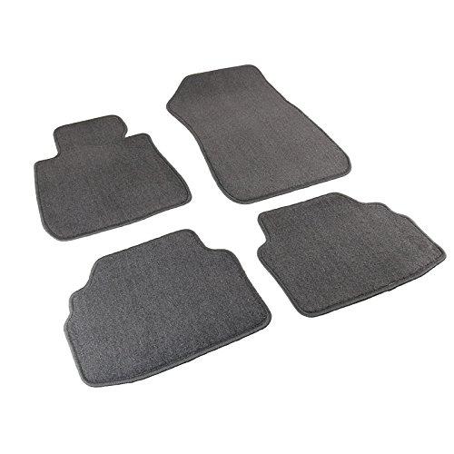 Gray Spec-D Tuning SD-TRA-903G Spec-D Floor Mat Sets