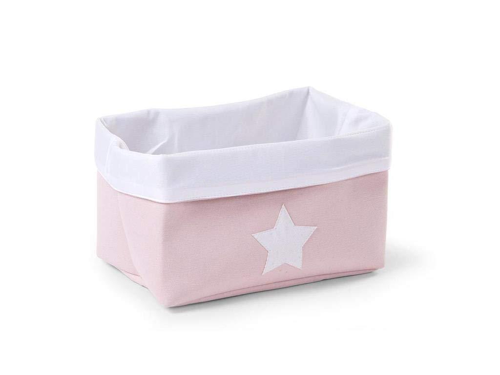 Caja canvas plegable Childhome CHCCCB20MW unisex