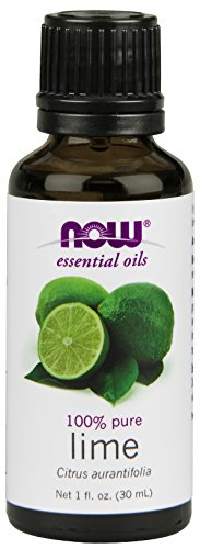 NOW Lime Oil, 1-Ounce (2 pack)