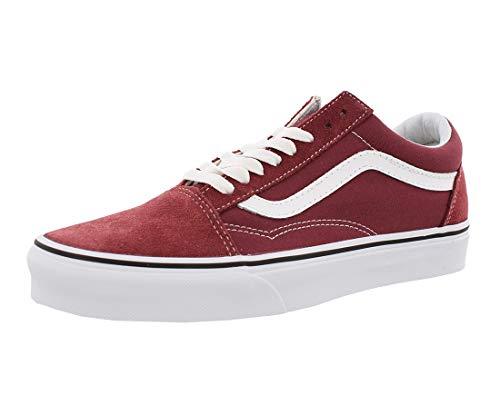 Vans Unisex Old Skool Apple Butter/True White Sneaker - -