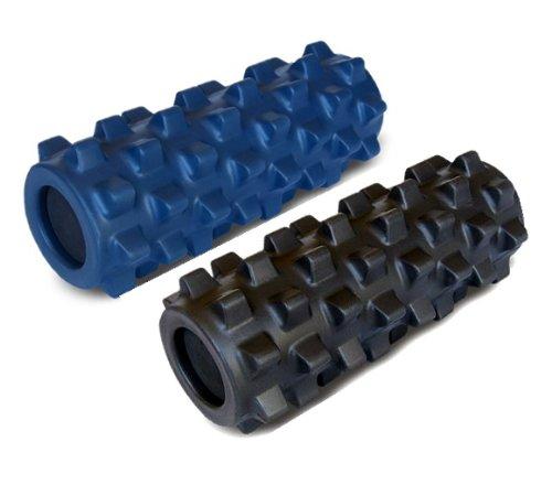 【お気にいる】 【2個セット B00BNQIJK8】ランブルローラー/Rumble Roller(スモールサイズ/スタンダードタイプ+ハードタイプ) トリガーポイント&筋筋膜リリース/マッサージ&ストレッチローラー B00BNQIJK8, 湯浅町:90d4571d --- arianechie.dominiotemporario.com