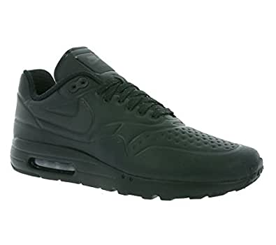 Nike Air Max 1 Ultra SE PRM Mens Running Trainers 858885 Sneakers Shoes (UK 6 US 7 EU 40, Black Metallic hemattite Black 001)