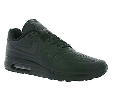 Nike Air Max 1 Ultra SE PRM Mens Running Trainers 858885 Sneakers Shoes (UK 6 US 7 EU 40, Black Metallic hemattite Black 001)