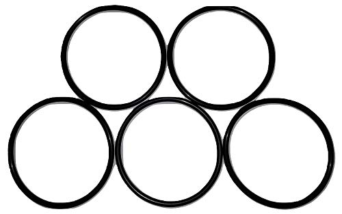 Lortone 33B, 3-1.5, 45C Replacement Drive Belts 5 Pack