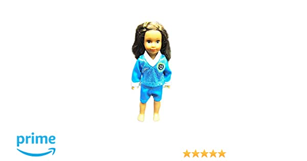 My Brittany/'s Cyan Blue Soccer Outfit for American Girl Dolls