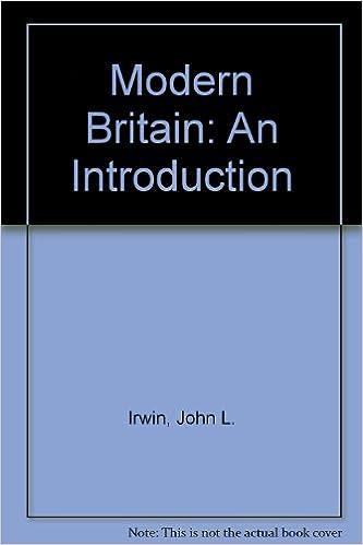 Book Modern Britain