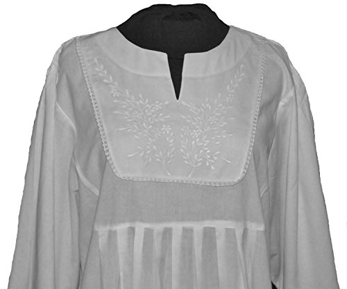 The Original Lace Company England, Annabelle Nightdress White