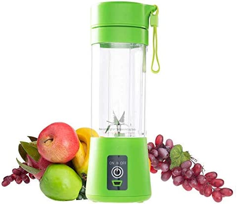 Jus portable rechargeable électrique Cup Juicer a4tomatic Smoothie Blender machine extracteur - Noir ggsm