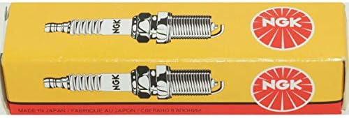 BP7ES-x4 NGK Yellow Box Spark Plug-STK Nº 2412-Pièce Nº