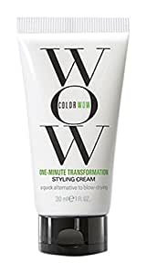 COLOR WOW One Minute Transformation Styling Cream, 1 fl. oz.