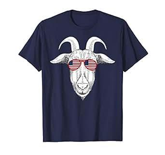 Amazon.com: Gafas de sol con la bandera estadounidense de ...