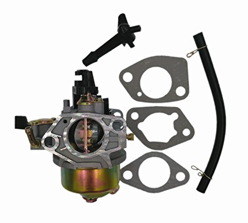 Carburetor Carb Fits HONDA GX340 11HP 16100-ZE3-V01 With Choke Level and Gaskets