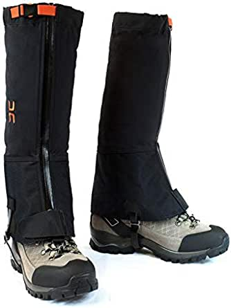 Hillsound Armadillo LT Gaiters - Durable, Waterproof and Breathable Protection for Hiking