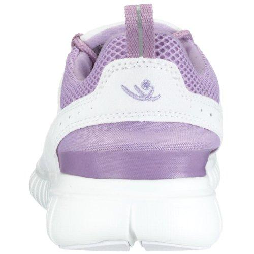 Unisex Trainer Hallenschuhe Shi Lavendel Weiß Duflex Weiß Erwachsene Chung TRnBgqwOT