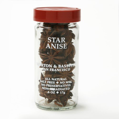 Morton & Bassett China Star Anise - 0.6 oz (17 gram)