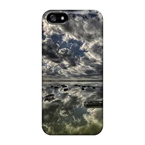RxO5239DGpf Cases Skin Protector For Iphone 5/5s Lagoon Sky With Nice Appearance