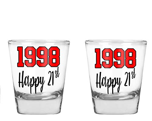 AW Fashions 1998 Happy 21st Birthday - 21st