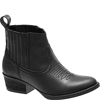 HARLEY-DAVIDSON Ladies Ankle Boot Curwood 1