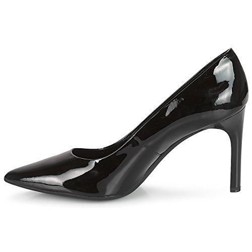 Geox Women's D Faviola C Closed-Toe Pumps, Black Black (Black C9999)