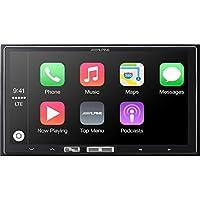 Alpine ILX-107 7 Mech-less In-Dash Receiver with Wireless Apple CarPlay
